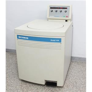Beckman Coulter Avanti J-25 High Speed Refrigerated Floor Centrifuge 363102
