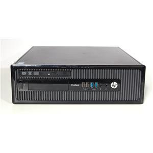 HP ProDesk 400 G1 Intel Pentium G3450 @ 3.40 Ghz.,4GB,No HDD, No OS