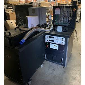 AXIC Benchmark IsoLok ICP Plasma System w AE Dressler Cesar RF Power Generators