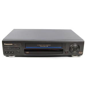 Panasonic PV-8661 4-Head HiFi Stereo VHS VCR