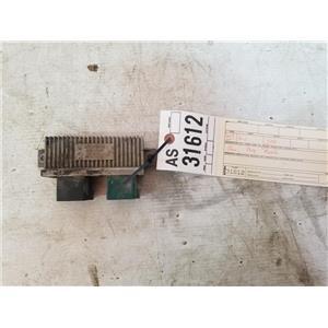 2003-2007 F350 6.0L powerstroke glow plug module tag as31612  p/n 1828565c