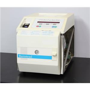 Barnstead Thermolyne Model C57835 Autoclave - For Parts or Repair