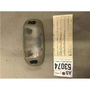 2005-2007 Ford F250/F350/F450/F550 tan dome light bezel aas53074