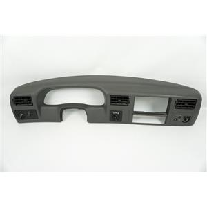 1999-2004 Ford F250 F350 Pickup Truck Dash Trim Bezel with Light and 4WD Switch