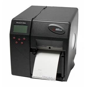 Monarch 9906 M09906LCP Thermal Barcode Label Printer USB Parallel Rewinder