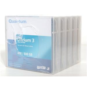 Lot of 5 New Sealed Quantum MR-L3MQN-01 LTO Ultrium 3 400/800GB