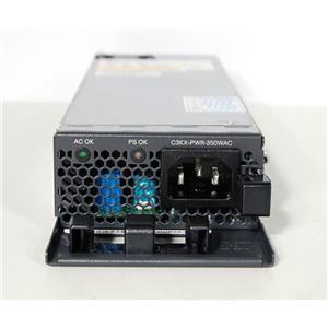 New Cisco C3KX-PWR-350WAC AC Power Supply