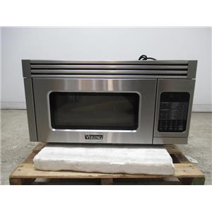 """Viking Professional Series 30"""" Convect Over The Range Microwave Hood VMOR506SS"""