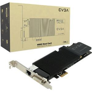 EVGA HD02 PCoIP Zero Client Cloud Computing 128-IP-HD02-KR Host Card Video 128MB