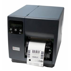 Datamax DMX-I-4308 R23-00-18000Y07 Thermal Barcode Label Printer Network Rewind