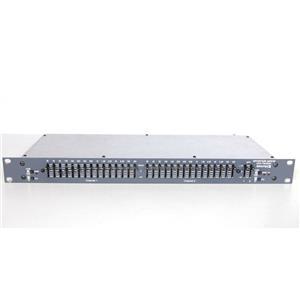 BIAMP Advantage mEQ152 Rack Mount Professional Equalizer