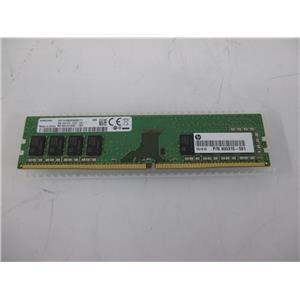 HP 1CA80AT 8GB DDR4 2400 (PC4 19200) Desktop Memory 1Rx8 PC4-2400T