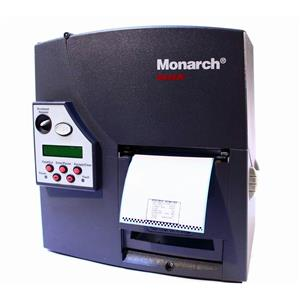 Paxar Monarch 9825 M09825 Thermal Barcode Label Printer Parallel Serial USB
