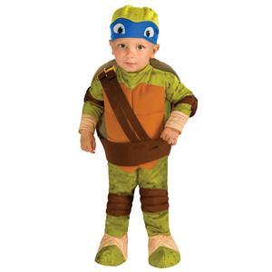 Teenage Mutant Ninja Turtles Leonardo  Costume ALL 4 Colors INCLUDED 2T-3T