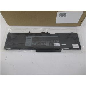 Total Micro 451-BBTX-TM 6-Cell 84WHR Battery for Dell Latitude E5570 - NEW, OPEN