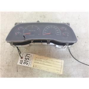 1998.5-2002 Dodge Cummins 2500 3500 5.9L CUMMINS Instrument cluster tag as31571