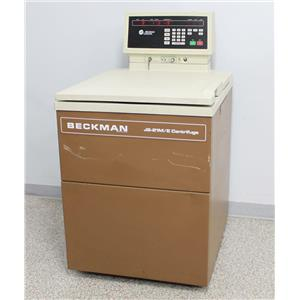 Beckman Coulter J2-21M/E High Speed Refrigerated Floor Centrifuge 348287