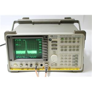 HP Agilent Keysight 8563E Spectrum Analyzer 9kHz to 26.5GHz