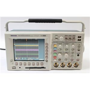 Tektronix TDS3034B 300 MHz 4 Channel 2.5 GSa/s DPO Digital Phosphor Oscilloscope