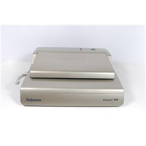 Fellowes Galaxy E 500 Electric Comb Wire Binder