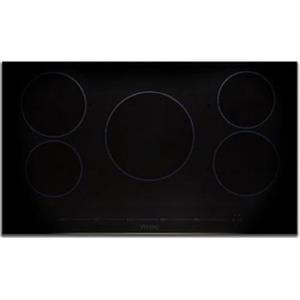 Viking Virtuoso MVIC6365BBG 36 Inch Induction Cooktop with MagneQuick  Elements