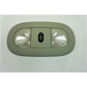 04-08 Ford F150 Overhead Console with Sunroof Switch and Map Lights