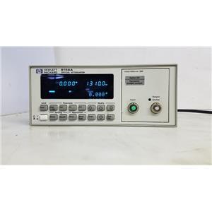 HP 8156A OPTICAL ATTENUATOR OPT 101