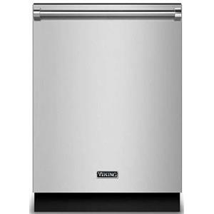 "Viking RVDW324SS 24"" 50dB 4 Wash Cycles SS Fully Integrated Dishwasher"