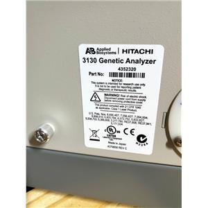 ABI HITACHI 3130 GENETIC ANALYZER