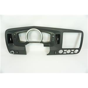 2006-2008 Honda Ridgeline Dash Trim Bezel  with Vents Light Switches, VTM-4 LOCK