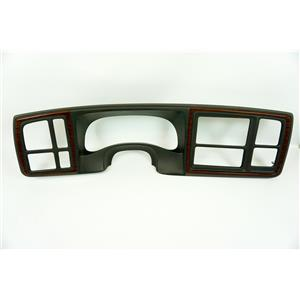 2003-2006 Cadillac Escalade SUV, ESV and EXT Dash Trim Bezel for Double DIN