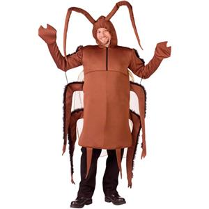 Cockroach Adult Costume FunWorld Gross Roach Bug