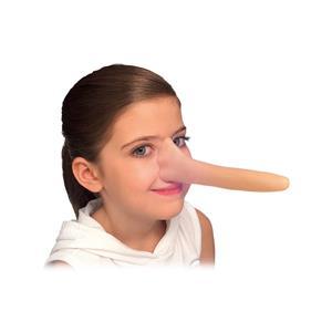 Pinocchio Long Liar Nose Strapless Costume Accessory