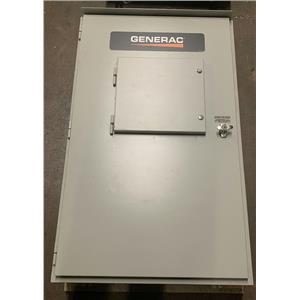 Generac Automatic 0049402 Transfer Switch / Type GTS020W-2A2LDNCY / 120/240 V