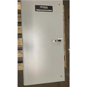 Generac TTS G0048923 Integrated Load Center / Automatic Transfer Switch