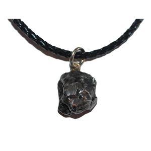 Campo del Cielo Genuine Meteorite Pendant Necklace 9-12 gram weight #13519 3o