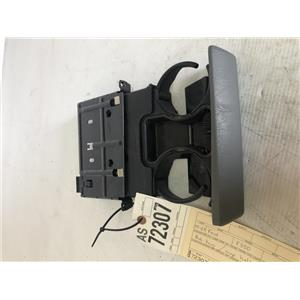 2005 2006 2007 Ford F350 Lariat grey cup holders. tag as72307