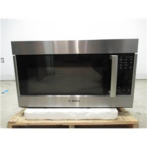 """Bosch 800 Series 30"""" White LED Over The Range SS Convection Microwave HMV8053U (4)"""