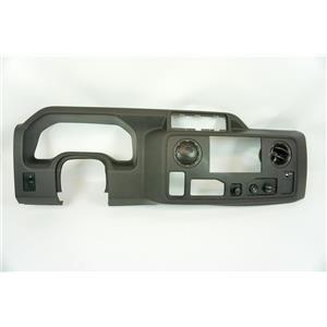 09-14 Ford E150 E250 E350 Econoline Dash Bezel Traction Control, Vents Dimmer