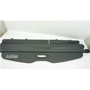 2008-13 Toyota Highlander Manual Liftgate Retractable Privacy Shade Cargo Cover