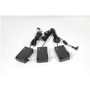 Lot of 3 Genuine FSP/Intel NUC 65W Power Supplies FSP065-10AABA