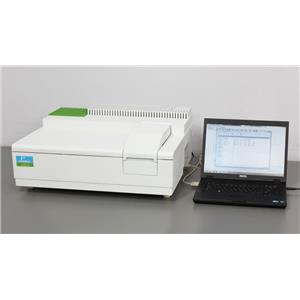 Perkin Elmer Lambda 35 UV/VIS Spectrophotometer L600000C w/ PC + Software