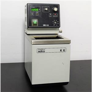 Used: Tested mgw-Lauda Type KS6 Heated Circulatory Water Bath Warranty