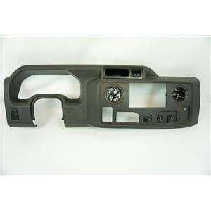 09-14 Ford E-150 Econoline Dash Trim Bezel Traction Control, Vents Dimmer Aux