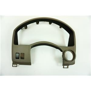 2004-2011 Nissan Armada Titan Speedometer Cluster Dash Bezel with Boot