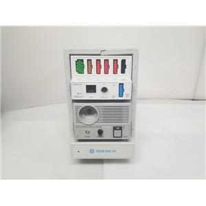 GE Tram-Rac 4A w/ Tram 451M Module and Smart Gas Anesthesia Multi-Gas Module