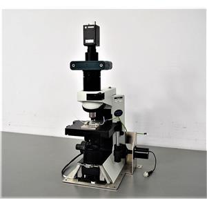 Olympus C41 Microscope with CCD Camera for Innovatis Cedex System Warranty