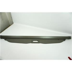 2003-2008 Subaru Forester Rear Cargo Cover with Retractable Shade and Handle