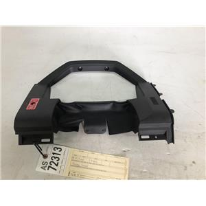 2008-2010 Ford F250 F350 XLT gauge cluster surround as72313