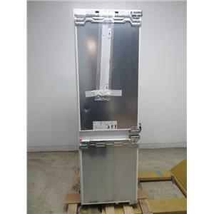 "Bosch 800 Series 22"" 9.6 cuft CP Built-In Bottom Freezer Refrigerator B09IB80NSP"